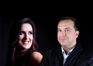 Carolina Pessoa et Nuno Sérgio / 30 ans du jumelage de La Riche et d'Estarreja