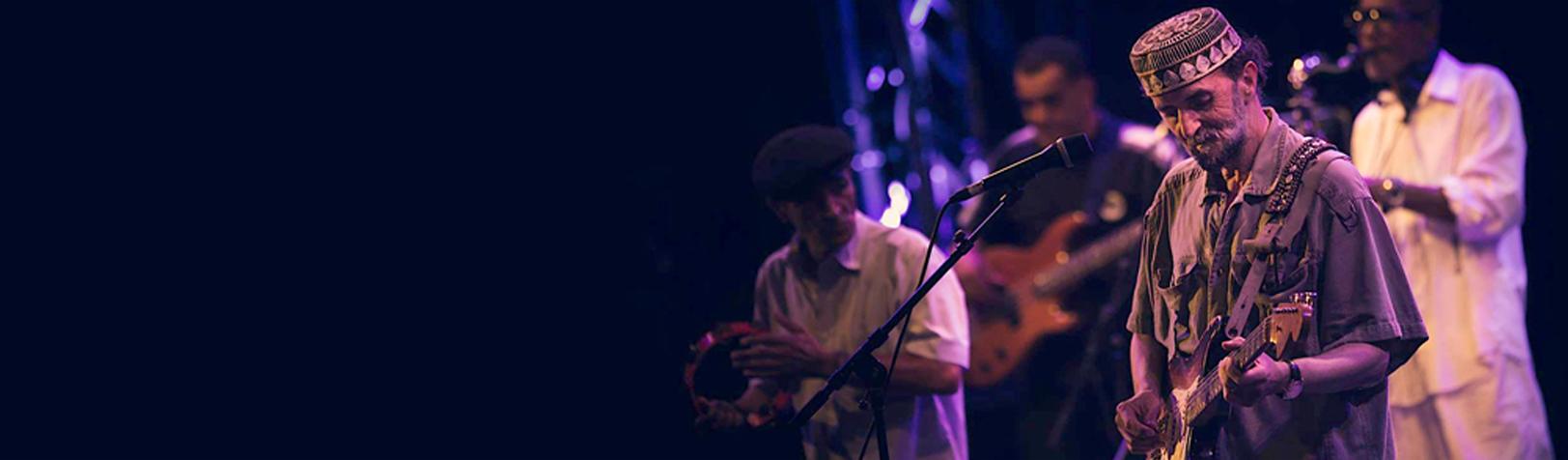 Raïna Raï en concert à la Pléiade le 29 novembre