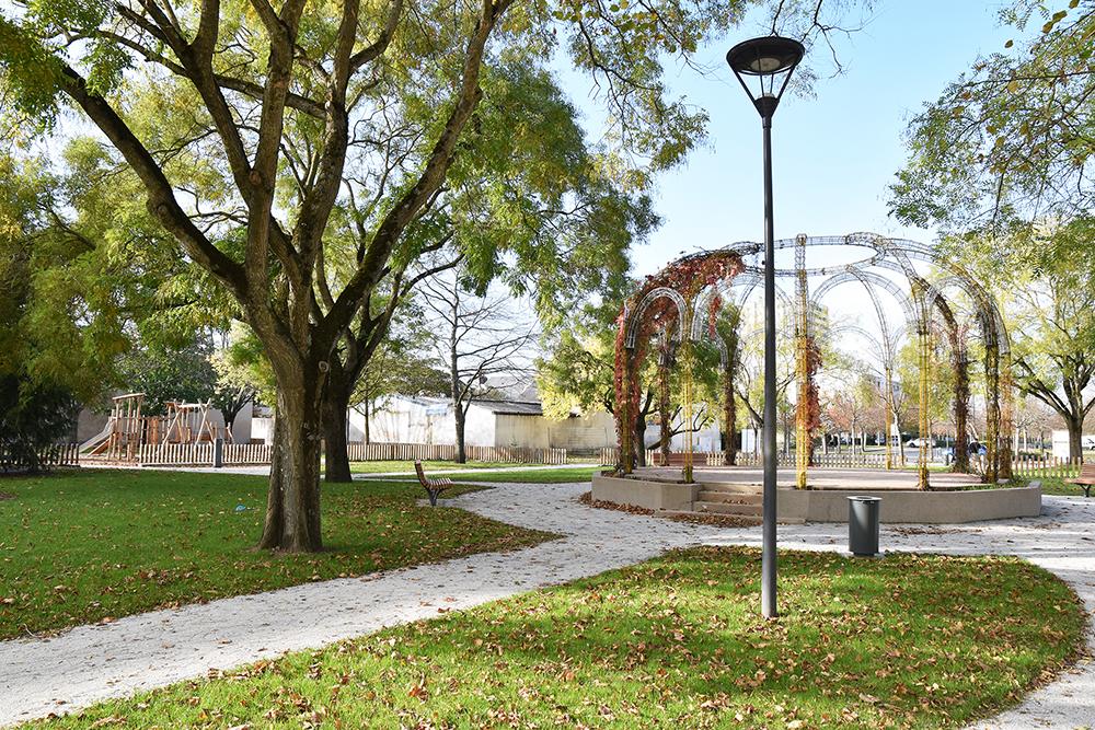 Bienvenue dans le nouveau jardin Marcel Pagnol