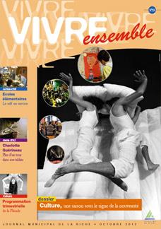 Vivre ensemble: Octobre 2012
