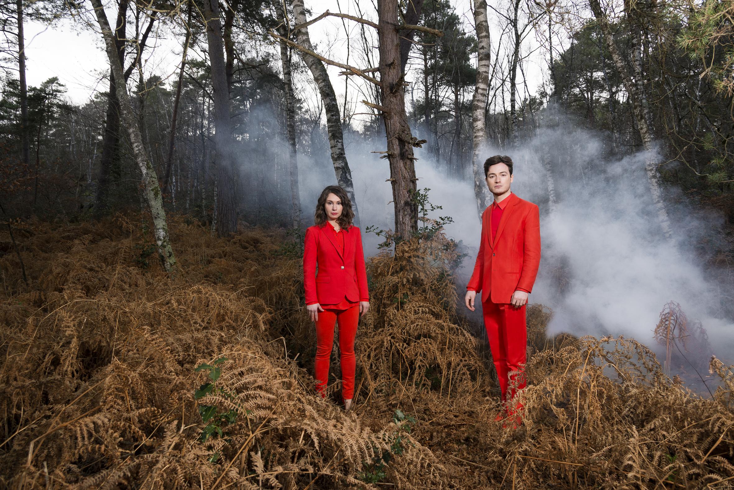 Vassilena Serafimova et Thomas Enhco <span style=