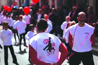 Défilé des Rencontres de danses urbaines - Ouverture