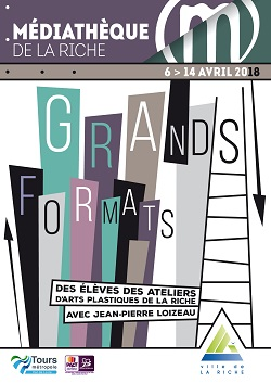 Exposition : Grands formats