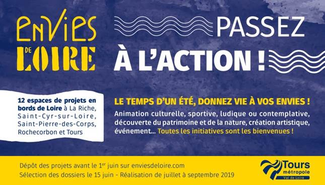 Envies de Loire: Passez à l'action!
